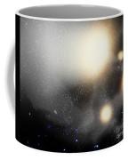 A Smash-up Of Galaxies Coffee Mug