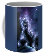 A Solar Sail Appears From The Dusty Coffee Mug