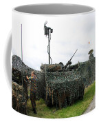 A Soldier Of The Belgian Army Coffee Mug