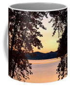 A Soothing Sunset Coffee Mug