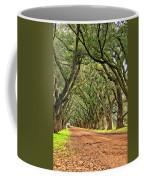 A Southern Lane Coffee Mug