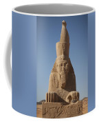 A Sphinx Sits In The Sun Slowly Eroding Coffee Mug