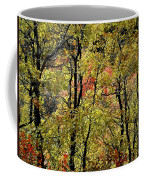 A Splash Of Fall Coffee Mug