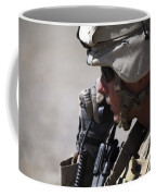 A Squad Leader Puts His Marines Coffee Mug by Stocktrek Images