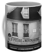 A St Pierre De Montmartre In Paris Coffee Mug