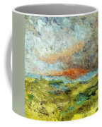 A Storm Is Coming Coffee Mug
