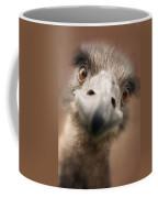 A Strange Look Coffee Mug