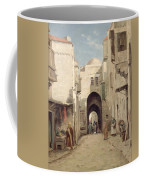 A Street In Jerusalem Coffee Mug