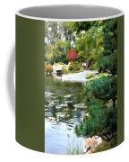 A Stroll In Peace And Tranquility Coffee Mug