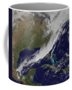 A Strong Cold Front Moving Coffee Mug