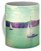 A Summer Sailing Adventure Coffee Mug