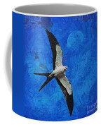 A Swallow And The Moon Coffee Mug