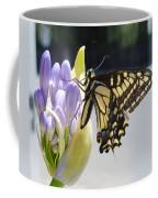 A Swallowtail Butterfly Coffee Mug