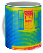 A Thermogram Of A Window Coffee Mug