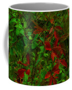 A Touch Of Christmas In Nature Coffee Mug