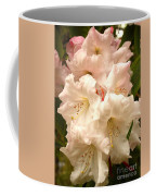 A Touch Of Pink Coffee Mug by Carol Groenen
