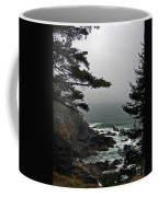A Tricky Acadian Cove Coffee Mug