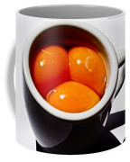 A Triple Eggspresso Coffee Mug