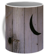 A Universal Symbol For Outdoor Plumbing Coffee Mug by Stephen St. John