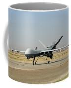 A U.s. Air Force Mq-9 Reaper Unmanned Coffee Mug