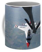 A U.s. Air Force Thunderbird Pilot Coffee Mug