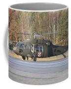 A U.s. Army Uh-60l Blackhawk Coffee Mug