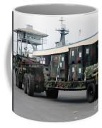 A U.s. Marine Corps Mk48 Logistics Coffee Mug