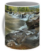 A View Across The New River Coffee Mug