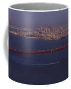 A View From Marin Headlands Coffee Mug