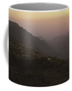 A View Of Dana, Jordan Coffee Mug by Kenneth Garrett