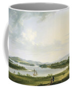 A View Of Knock Ninney And Part Of Lough Erne From Bellisle - County Fermanagh  Coffee Mug