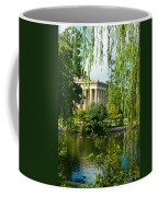 A View Of The Parthenon 12 Coffee Mug