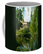A View Of The Parthenon 15 Coffee Mug