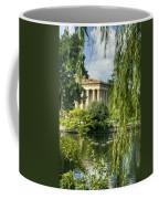 A View Of The Parthenon 16 Coffee Mug