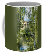 A View Of The Parthenon 5 Coffee Mug