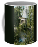 A View Of The Parthenon 6 Coffee Mug
