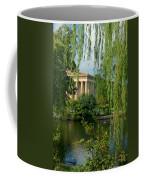 A View Of The Parthenon 8 Coffee Mug