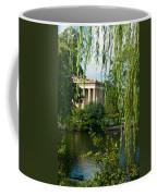 A View Of The Parthenon 9 Coffee Mug