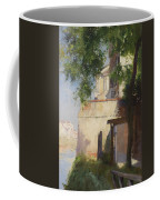 A View Of Venice From A Terrace Coffee Mug