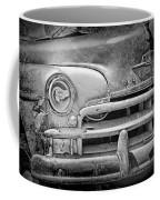 A Vintage Junk Plymouth Auto Coffee Mug