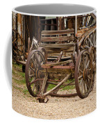 A Wagon And Wheels Coffee Mug