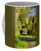 A Walk Amongst Nature Coffee Mug