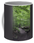 A Walk In The Catskills Coffee Mug
