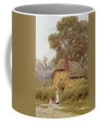 A Wiltshire Garden Coffee Mug