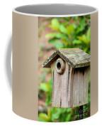 A Winter's Getaway For Birds Coffee Mug