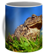 A Worm's Eye View Coffee Mug