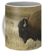 A Yellowstone Bison 9615 Coffee Mug