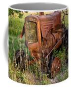 Abandonded Farm Tractor 1 Coffee Mug