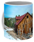 Abandoned Barn Ll Coffee Mug