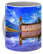 Abandoned Church In Macedonia Coffee Mug